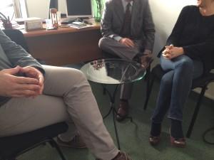 incontro di mediazione-counselling