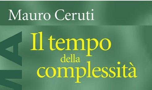 """Mauro Ceruti presenta """"Il tempo della complessità"""""""