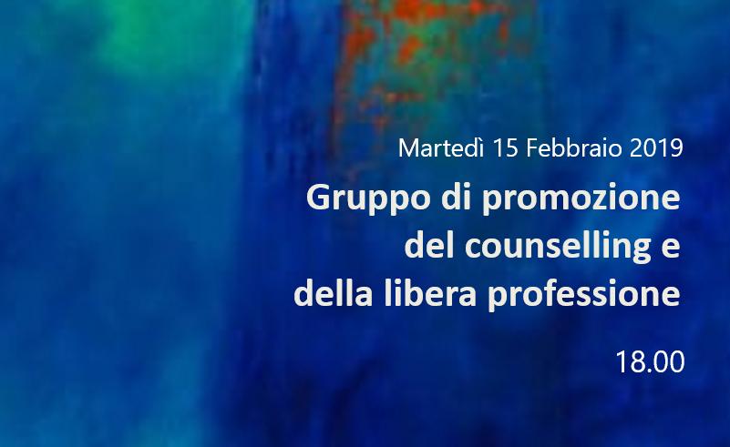 Gruppo promozione Counselling