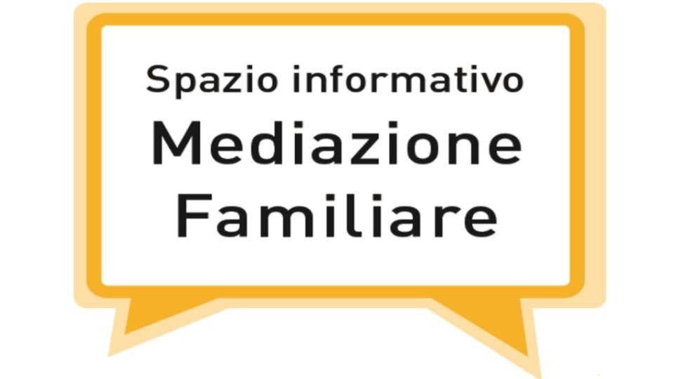 Spazio Informativo Mediazione Familiare