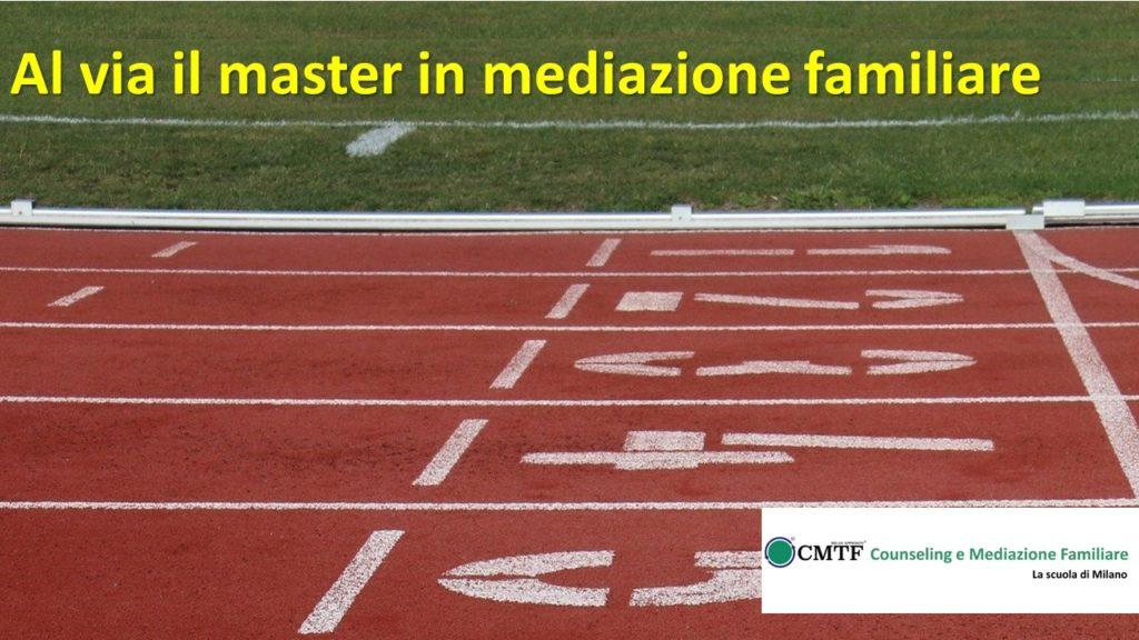 Master Mediazione Familiare